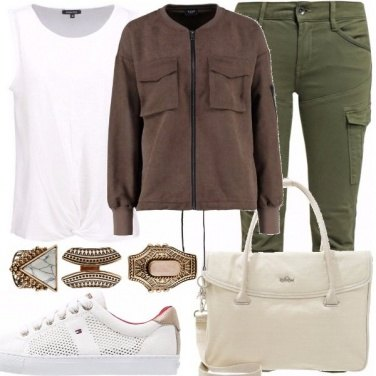 Outfit Stile militare