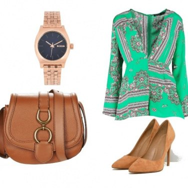 Outfit Etnico #315