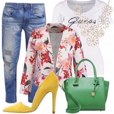 Outfit Vogliamo colori