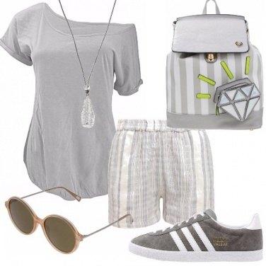 Outfit A passeggio per città d\'arte