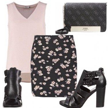 Outfit Minimal da giorno