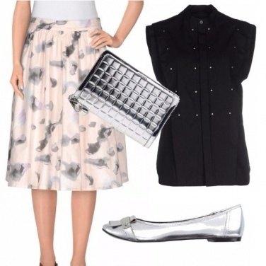 Outfit Tocchi d\'argento