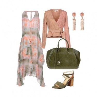 Outfit Colori di primavera
