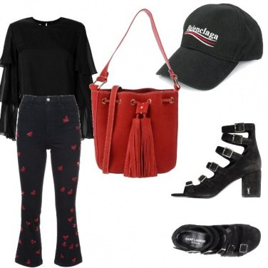 Outfit Rock #510