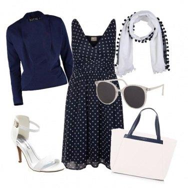Outfit Una domenica di primavera sul lungomare
