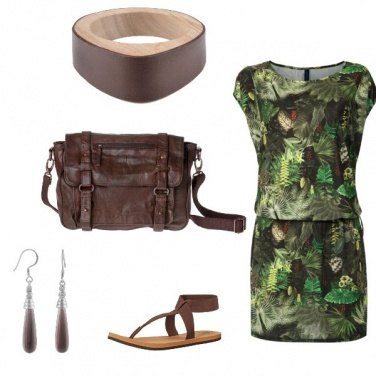 Outfit Jungle Drum