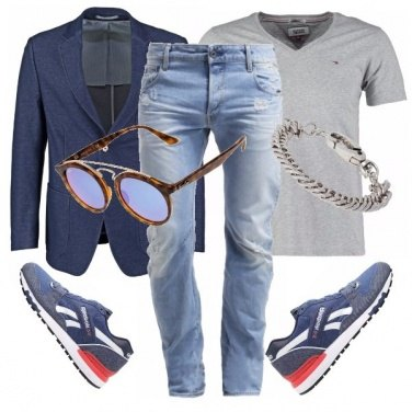 Outfit Come un fashion blogger