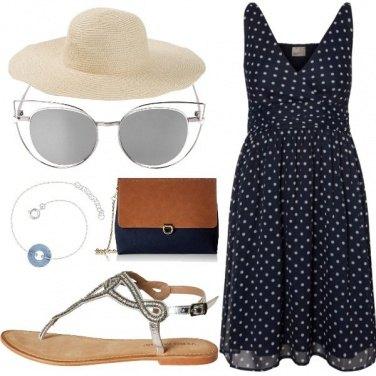 Outfit Calda giornata estiva