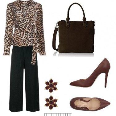 Outfit Tigrato