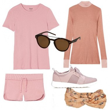 Outfit Sunglasses in relax - Curvy -