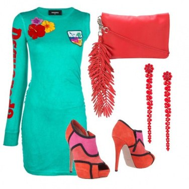 Outfit Hibiscus