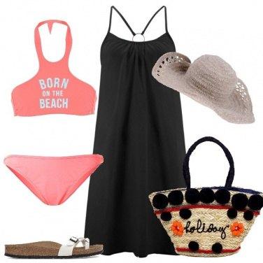 Outfit Nata per la spiaggia