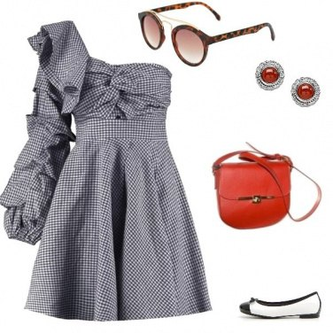 Outfit Vichy mood