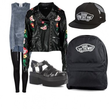 Outfit Rock #519