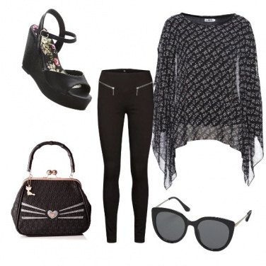 Outfit Trendy #3747