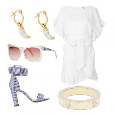 Outfit Un pomeriggio sobrio