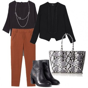 Outfit Basic #2689