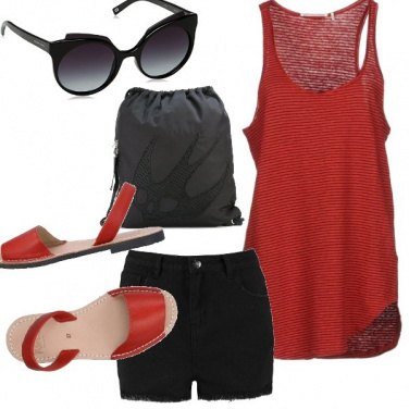 Outfit Estate rock