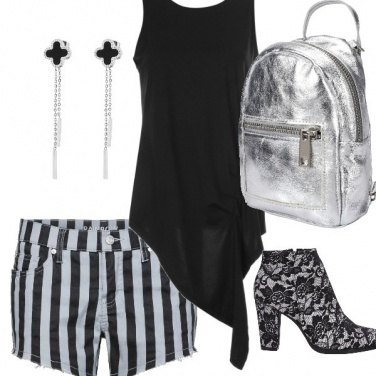Outfit Rock #529