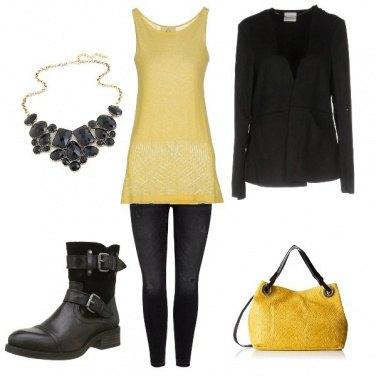 Outfit Sere di primavera