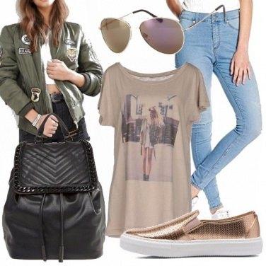Outfit Giovani, ma alla moda!