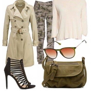 Outfit Moda militare