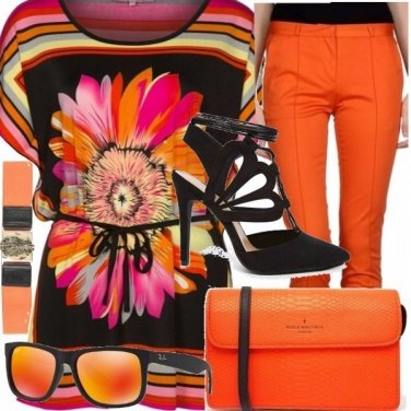 Outfit Orange county