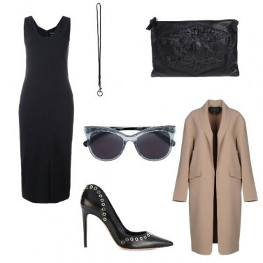 Outfit Eleganza Glam