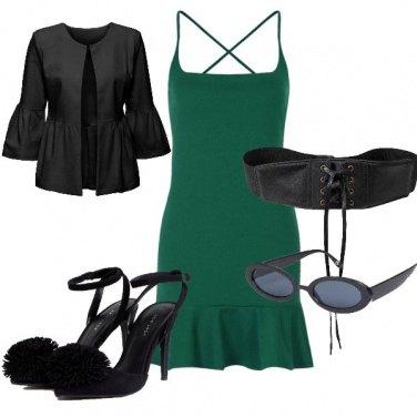 Outfit Un po' eleganti un po' rock