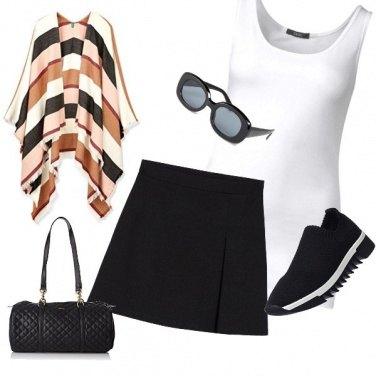 Outfit Street Style facciamo un giro in città?