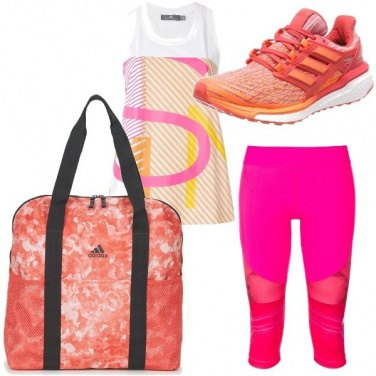 Outfit Sport fluo