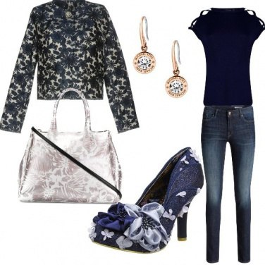 Outfit Scarpa protagonista