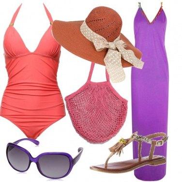 Outfit Ci vediamo in spiaggia