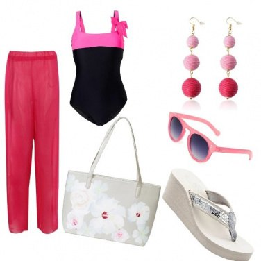 Outfit Color caramella
