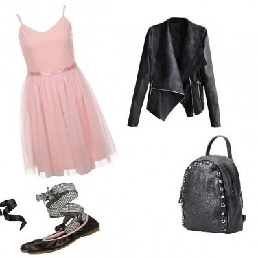 Outfit ROCK BALLET