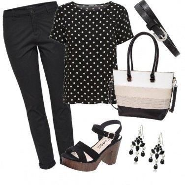Outfit Pratica ed elegante