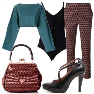 Outfit Questione di geometrie