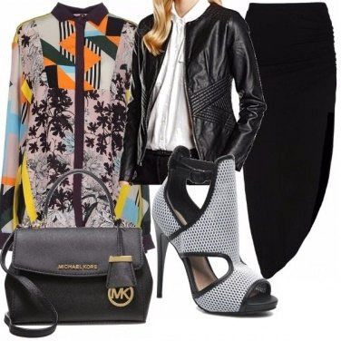 Outfit Dark in colors