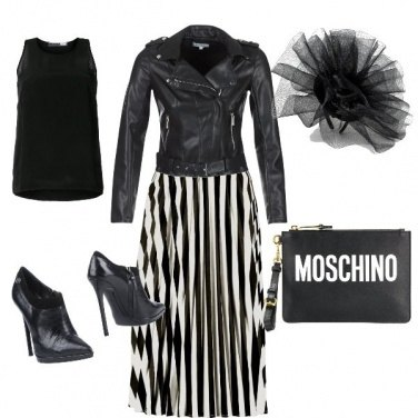 Outfit Rock&Chic