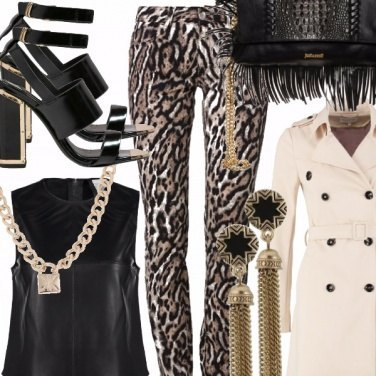 Outfit Saturday night fever