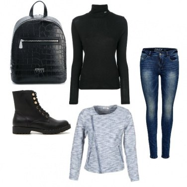 Outfit All in black!