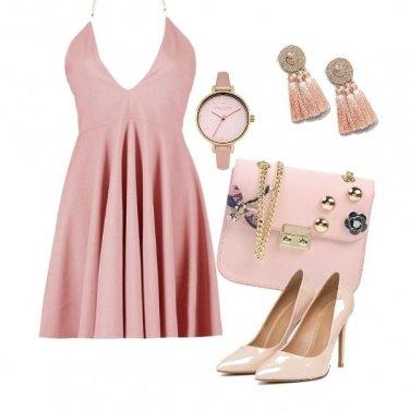 Outfit Come una bambola