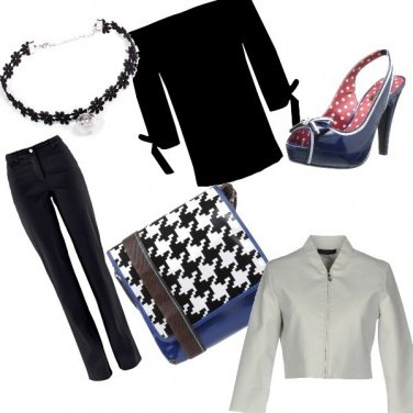 Outfit Accessori glamour