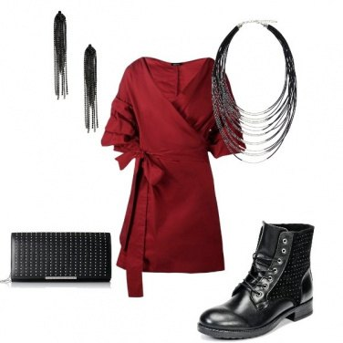 Outfit Classe in nero