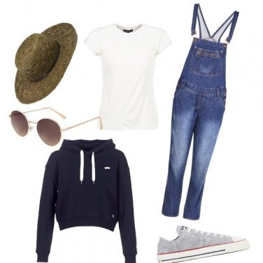 Outfit Oggi si và in campagna
