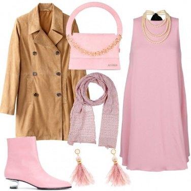 Outfit Tocchi di rosa