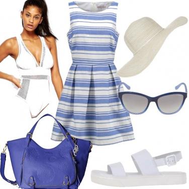 Outfit Bon ton al mare