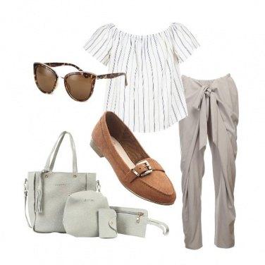 Outfit Passeggiata domenicale