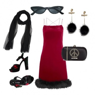 Outfit Rock #555