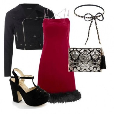 Outfit Rock #556